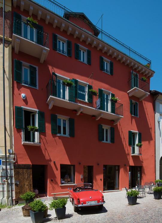 Boutique Hotel Al Palazzo Rosso - Neive, Langhe
