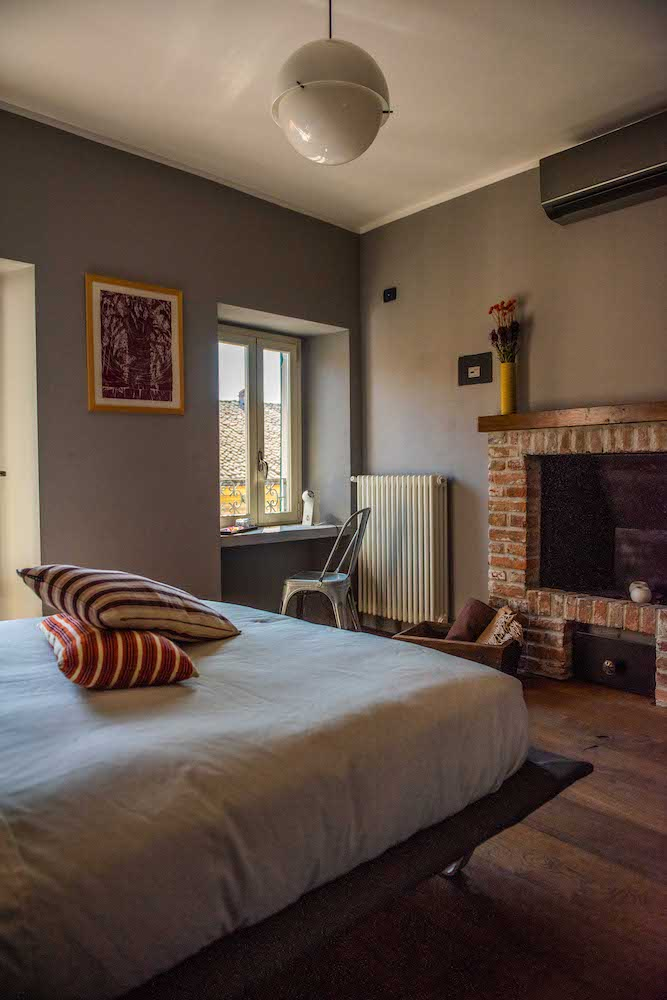 Hotel Al Palazzo Rosso - Neive, Piedmont - Room 1
