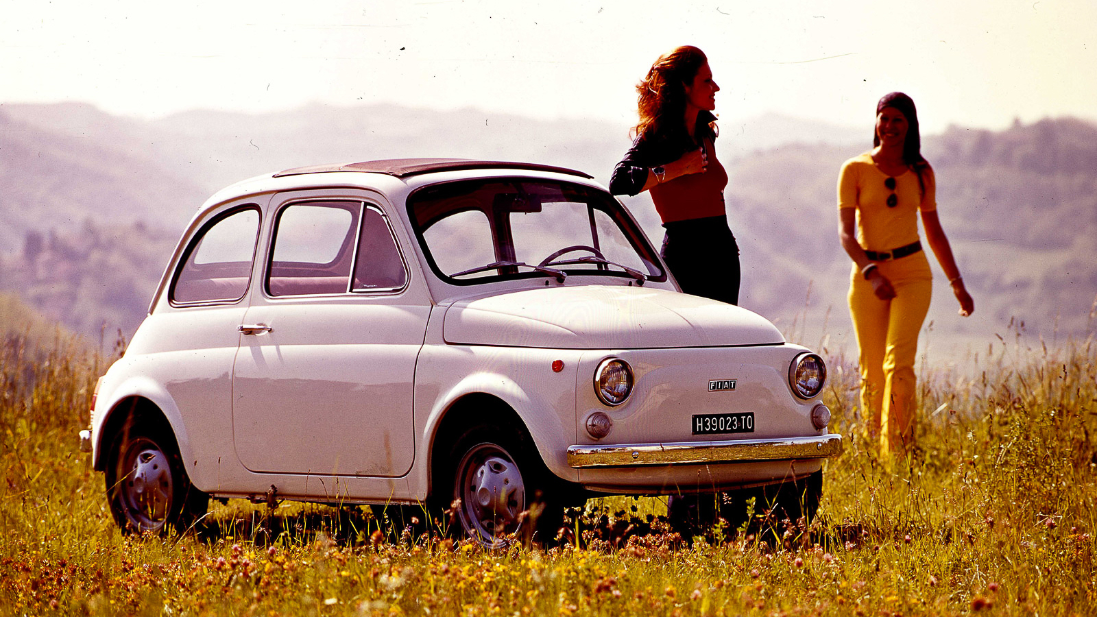 "Classic cars exhibition in Neive 12-13 June. Neive remembers Dante Giacosa – the ""father"" of Fiat 500 and Fiat Topolino"